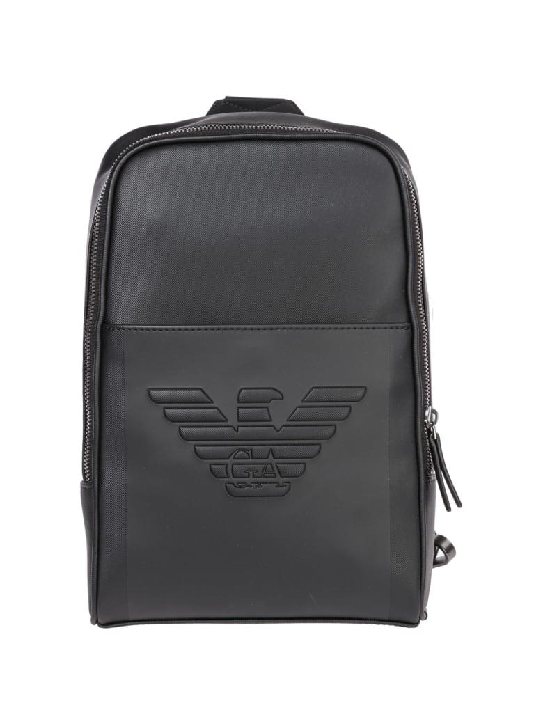 Emporio Armani M Backpack - Nero