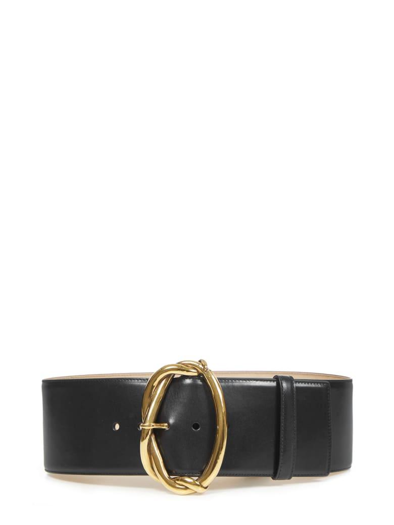 Alexander McQueen Belt - Black