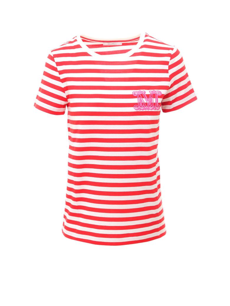 Max Mara T-shirt - Red