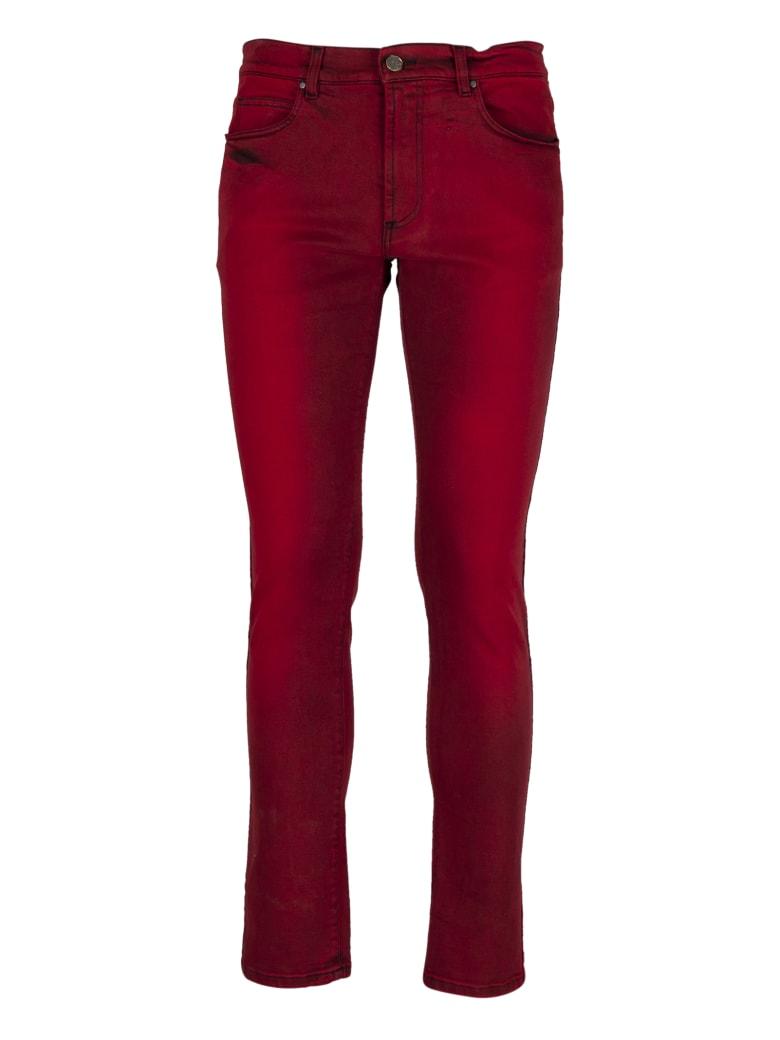 Danilo Paura Alvin Skinny Jeans - Rosso