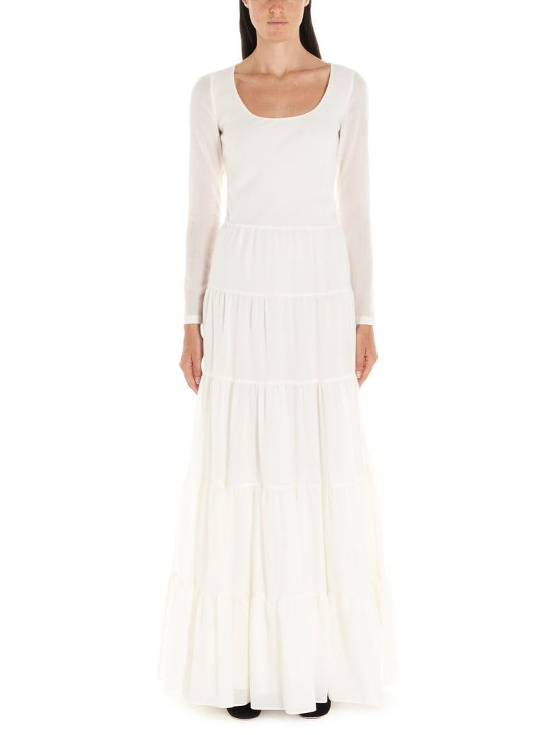 Gabriela Hearst 'slava Dress' Dress - White
