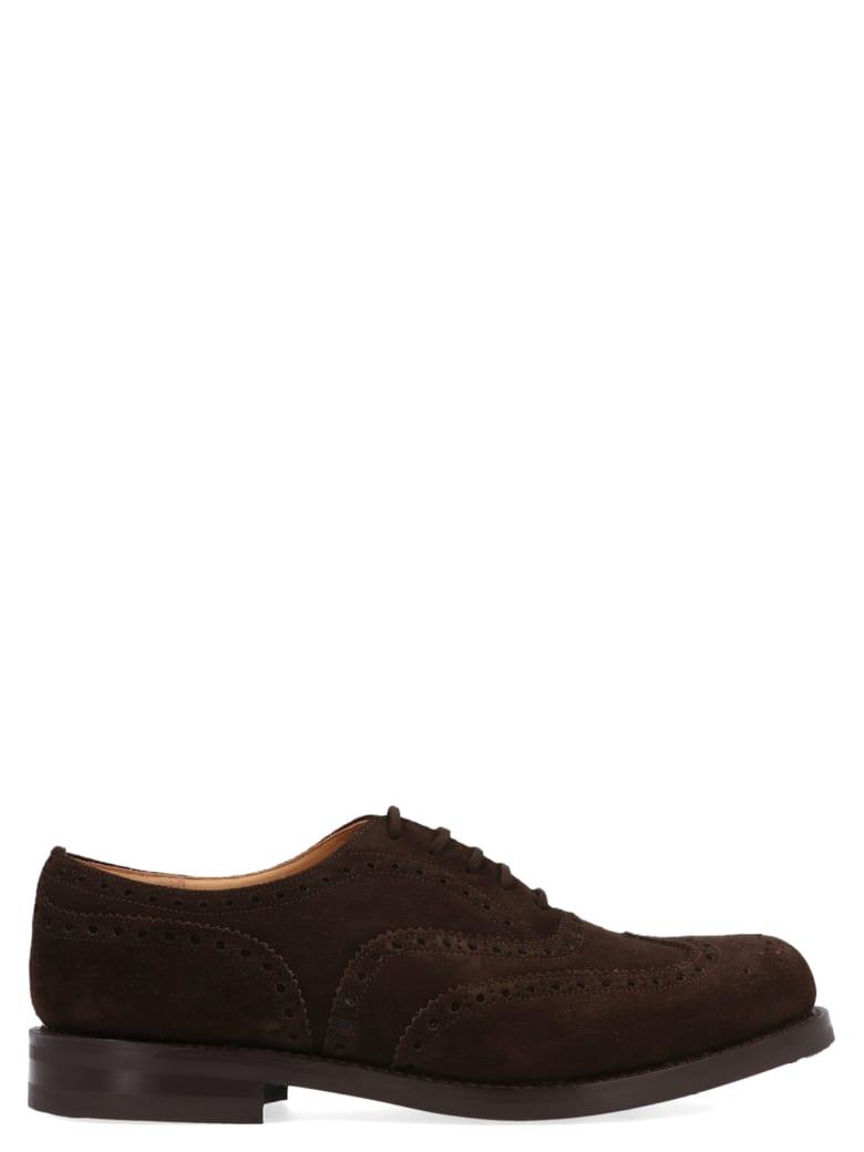 Church's 'amersham' Shoes - Brown