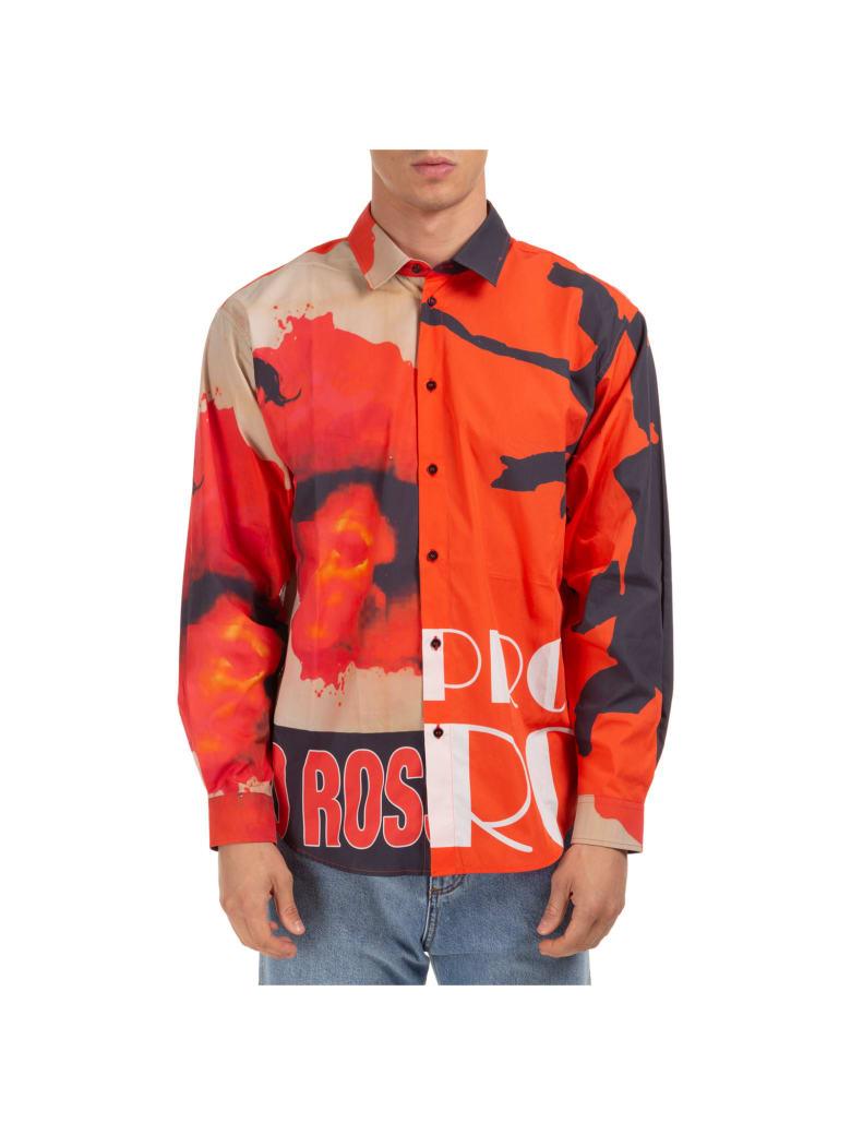 MSGM Dario Argento X Msgm Shirt - Arancione