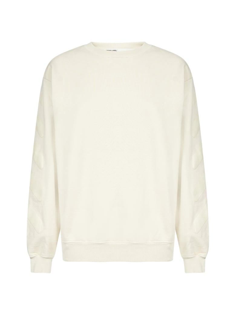 Off-White Fleece - Ecru