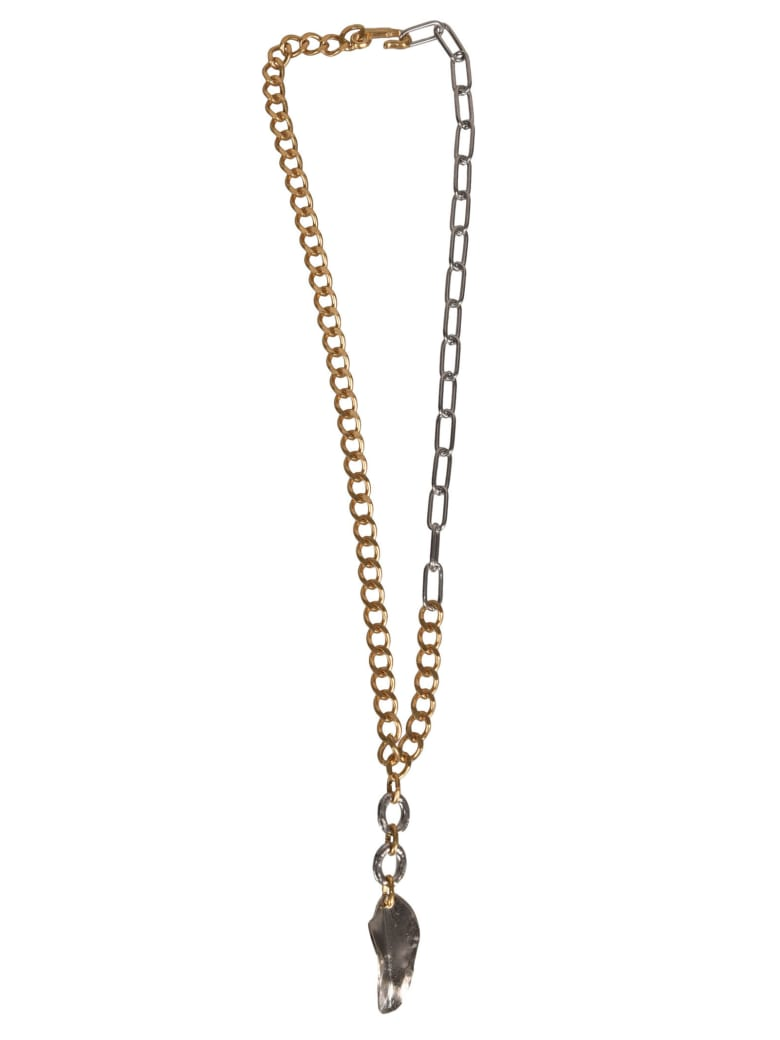 Marni Chain Necklace - Gold/Silver