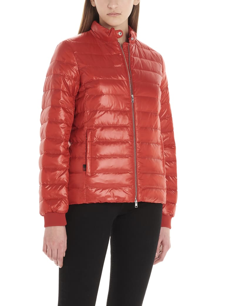 Woolrich 'magnolia' Jacket - Red