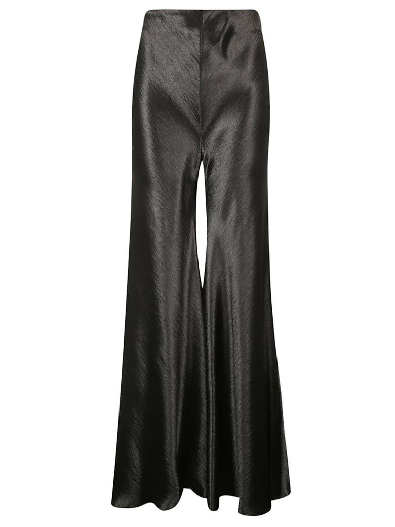Philosophy di Lorenzo Serafini Flared Cuffs Trousers - Black