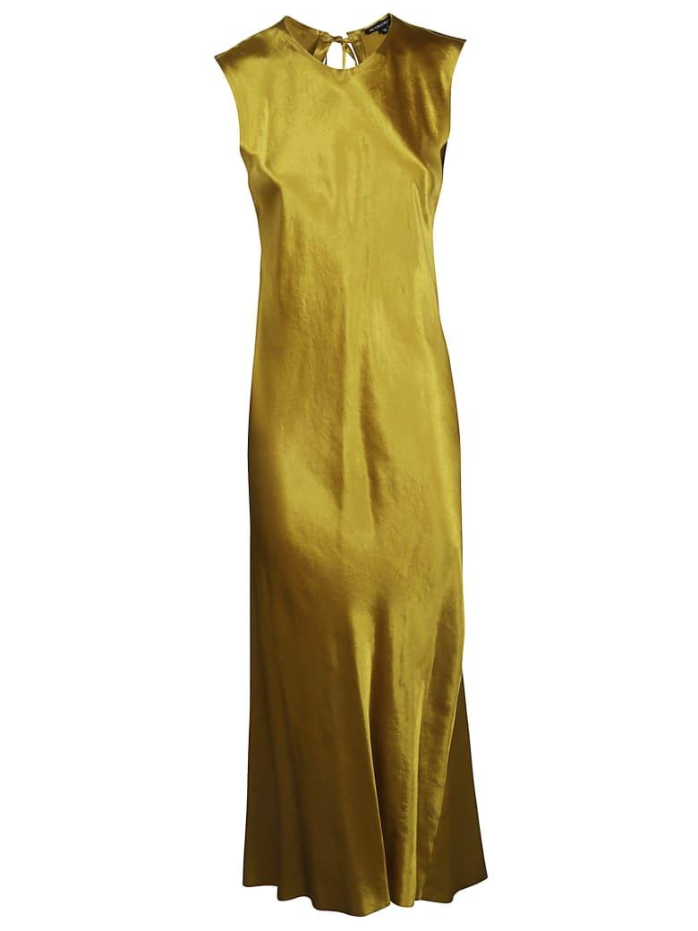 Ann Demeulemeester Magya Dress - Lemon