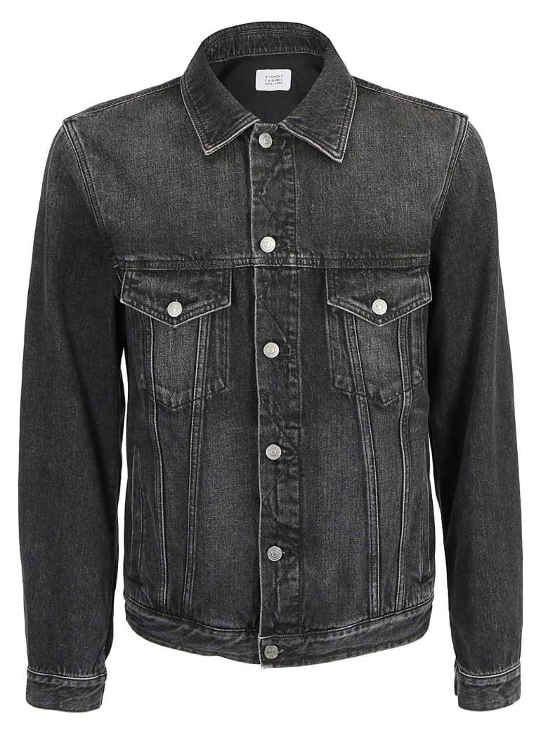 Givenchy Denim Jacket - Black
