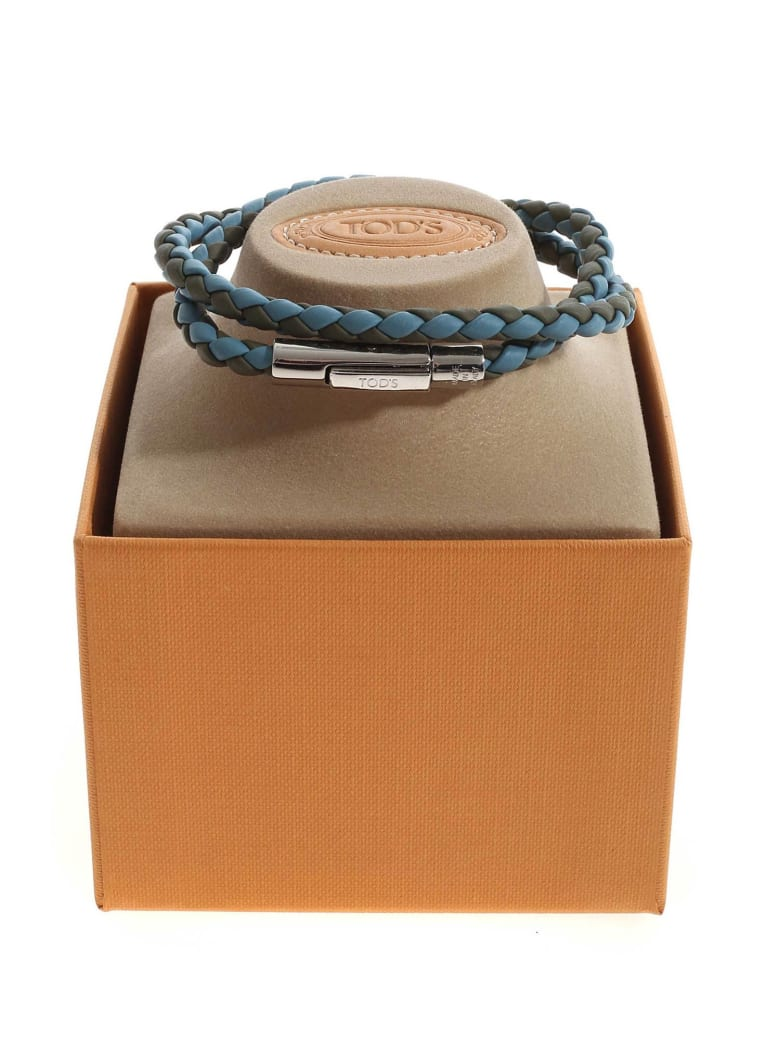 Tod's Bracelet - Light blue/green
