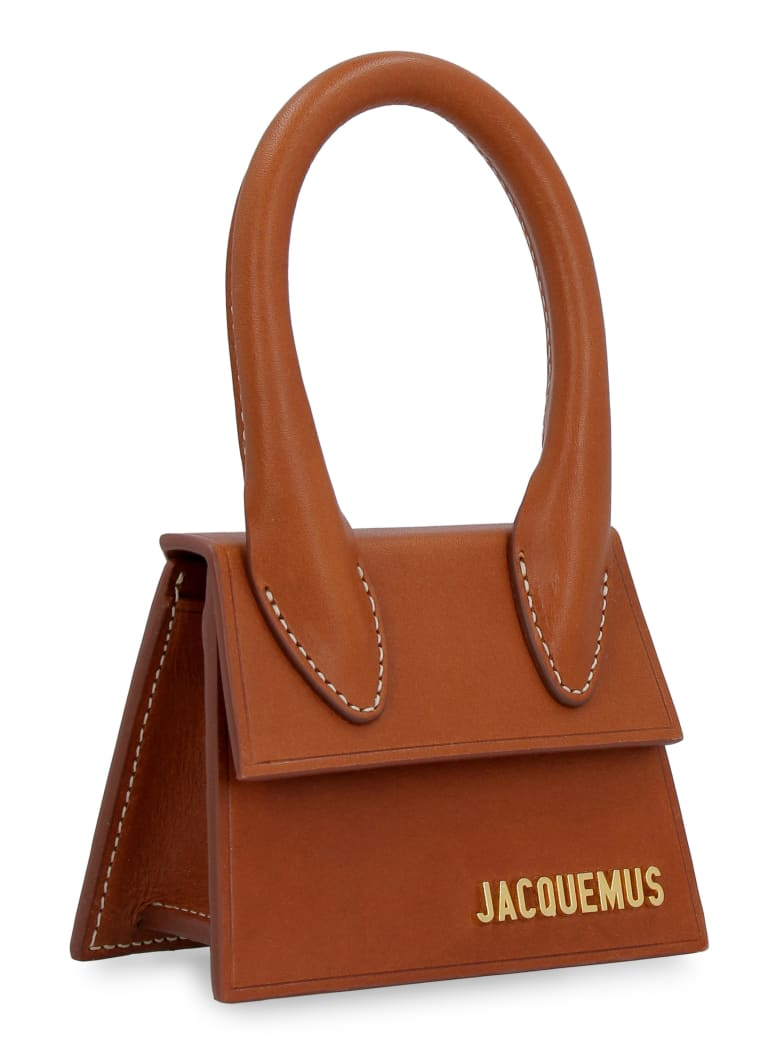 Jacquemus Le Chiquito Leather Mini-bag - brown