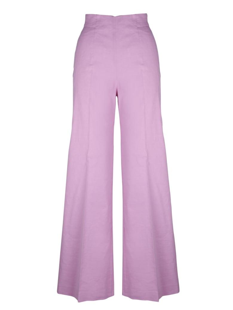 Pinko Trousers - Pink & Purple
