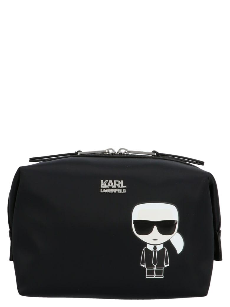 Karl Lagerfeld 'k/ikonik' Beauty - Black