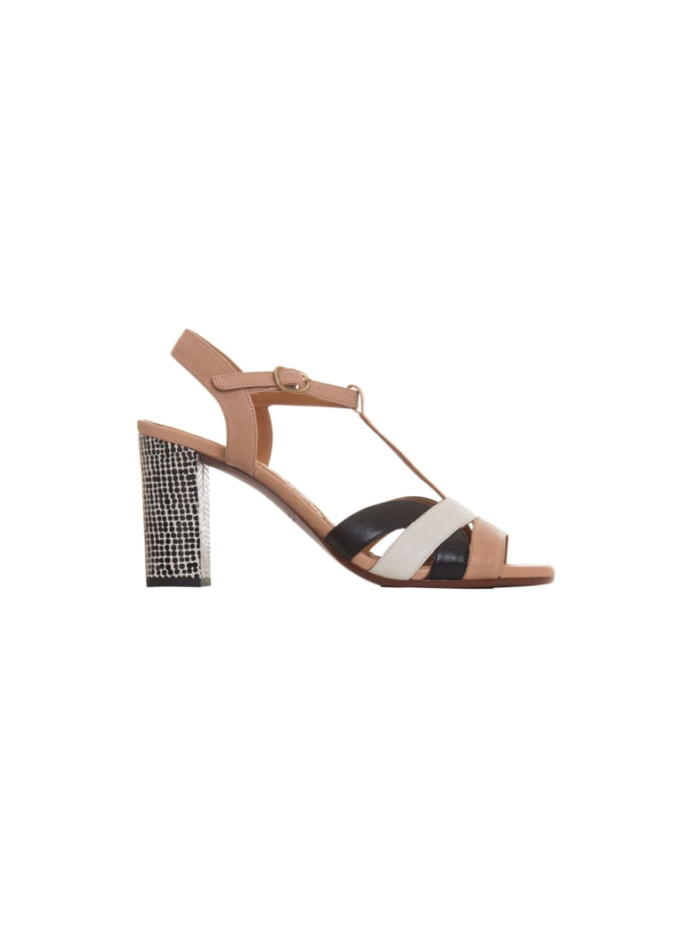 Chie Mihara Bola Open-toe Sandals - MULTICOLOR