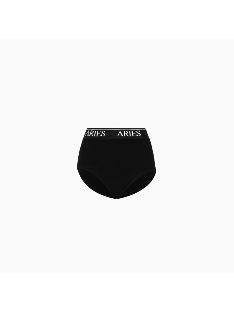 Aries High Waist Brief Sqar00021 - 005