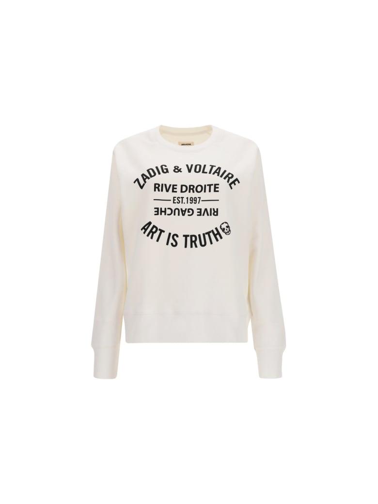 Zadig & Voltaire Zadig&voltaire Sweatshirt - Off white
