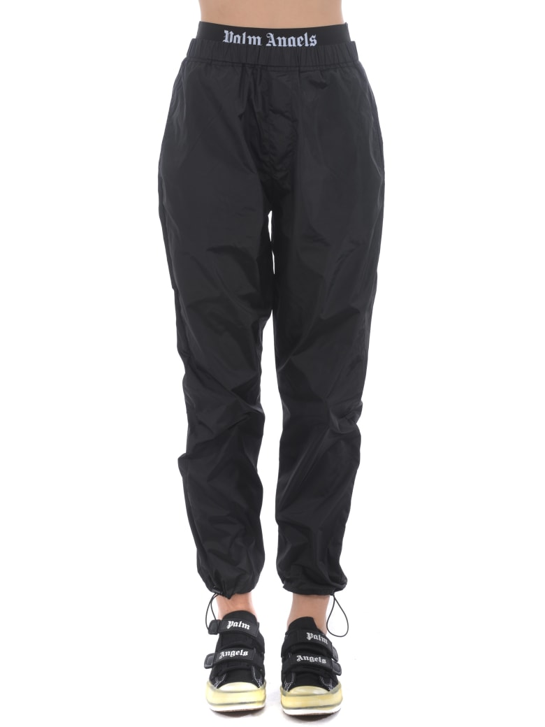 Palm Angels Trousers - Nero