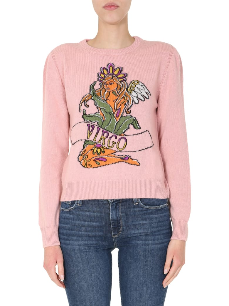 Alberta Ferretti Love Me Starlight Sweater