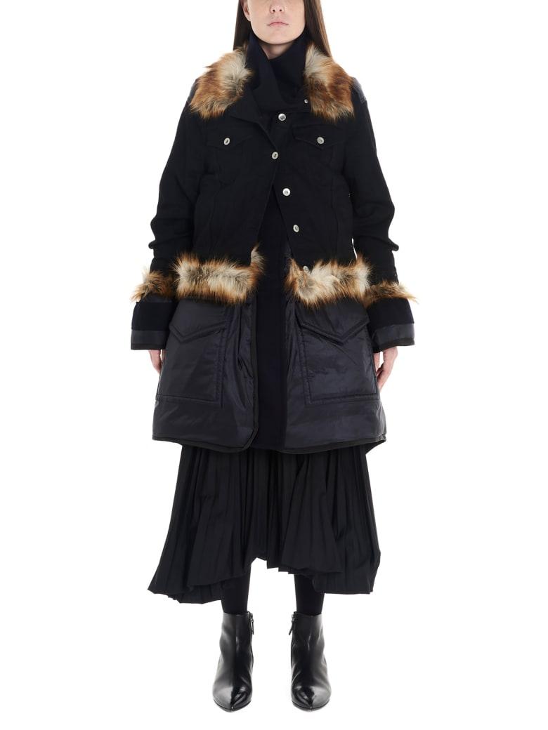 Sacai Jacket - Black