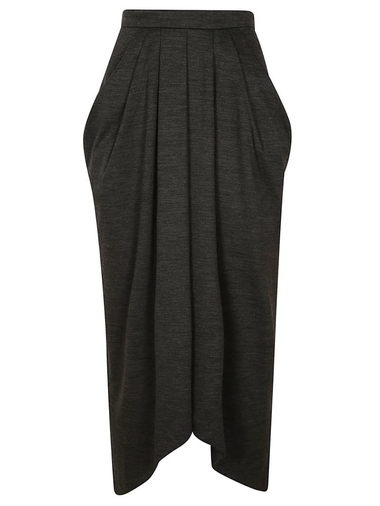 Isabel Marant Ginkao Skirt - Anthracite
