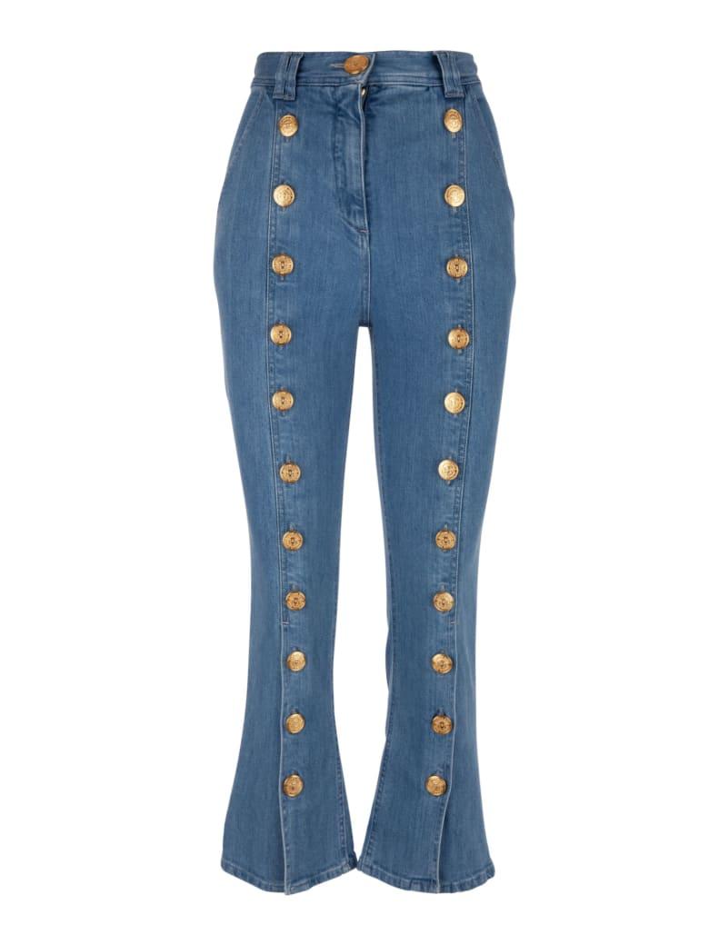 Balmain Paris Jeans - Blue