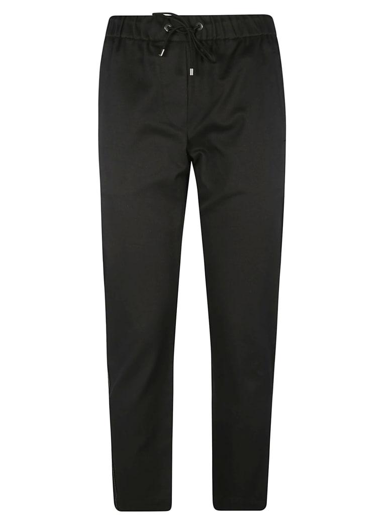 Brunello Cucinelli Drawstring Pants - Nero