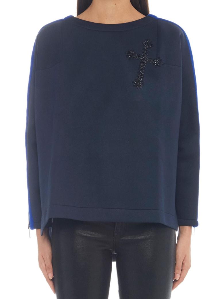 Di.La3 Pari' Sweatshirt - Blue
