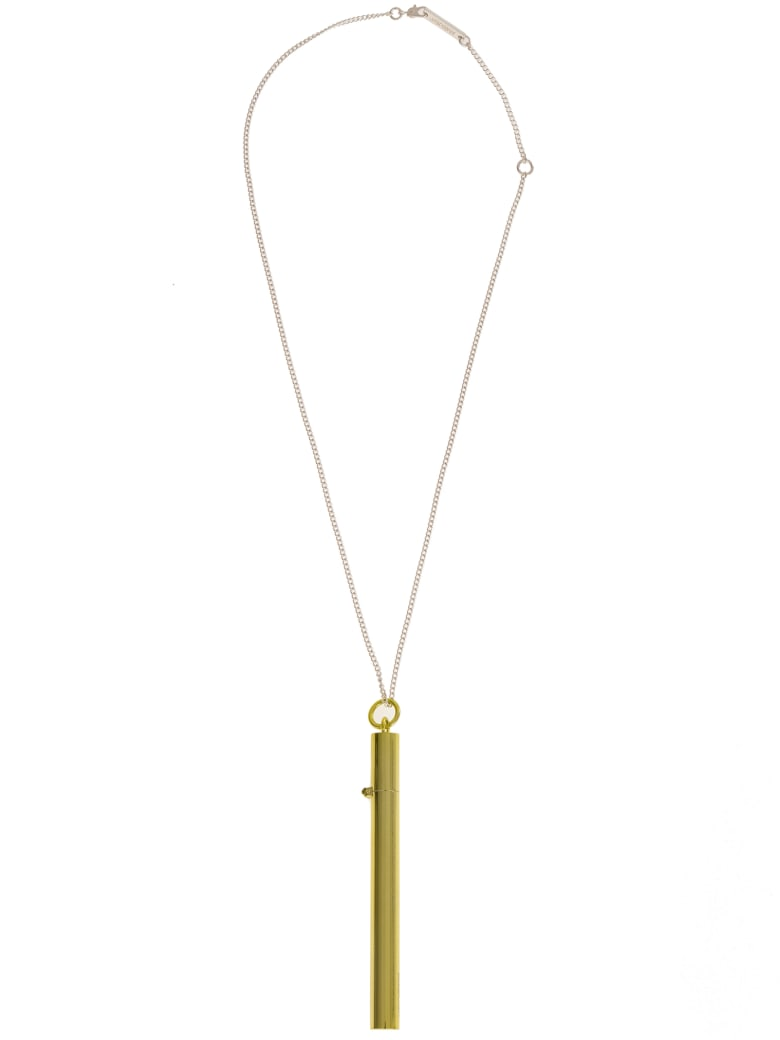 AMBUSH Necklace - Green