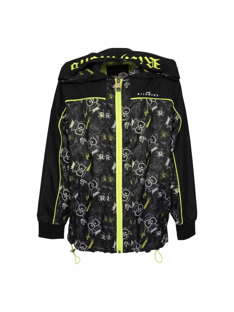John Richmond Jacket - Nero