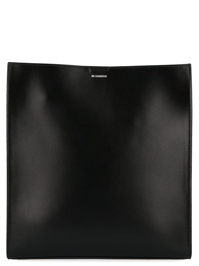 Jil Sander 'tangle' Bag - Black