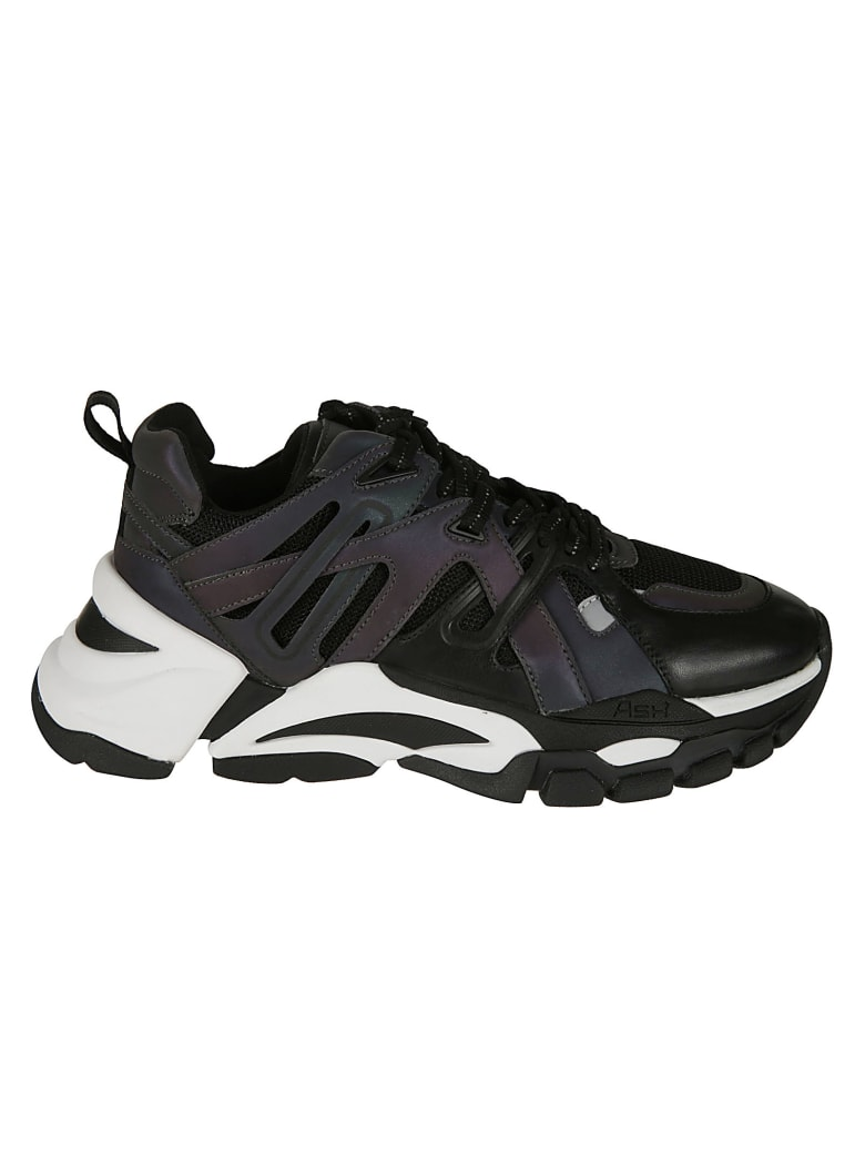 Ash Flash Sneakers - Strobo black