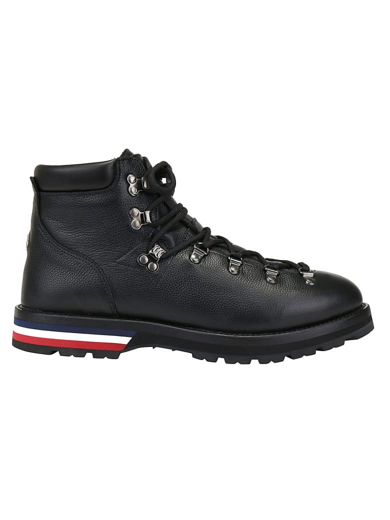 Moncler Peak Boots - Black
