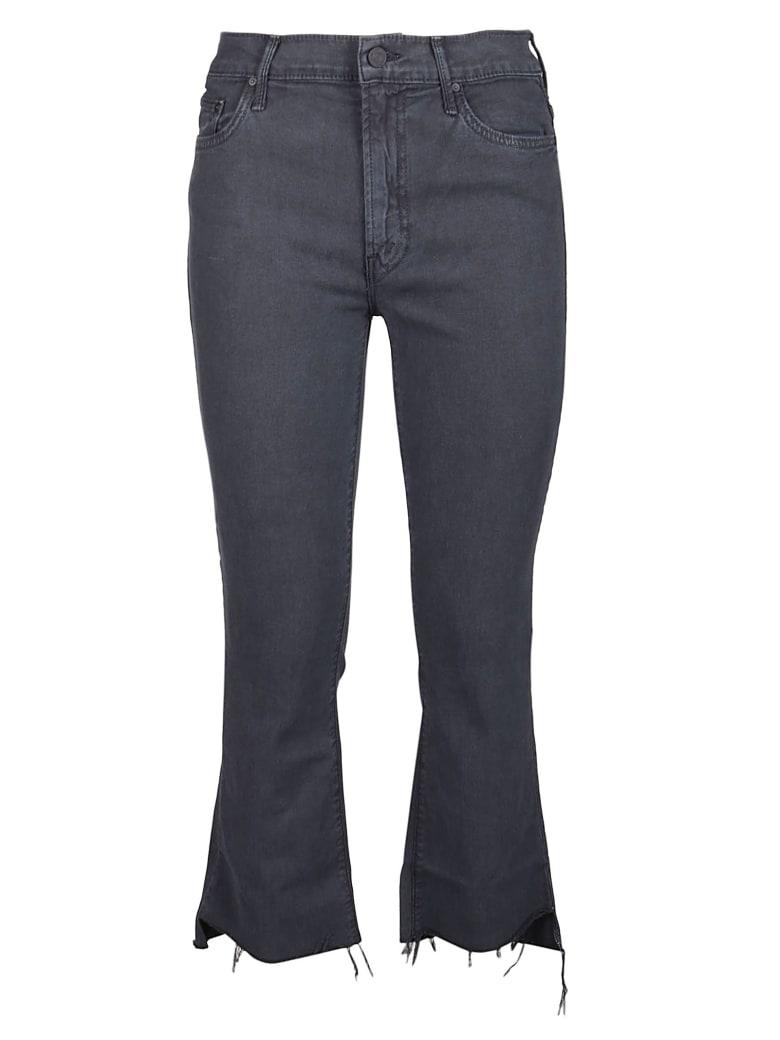 Mother Jeans The Insider Crop Step Fray - Denim