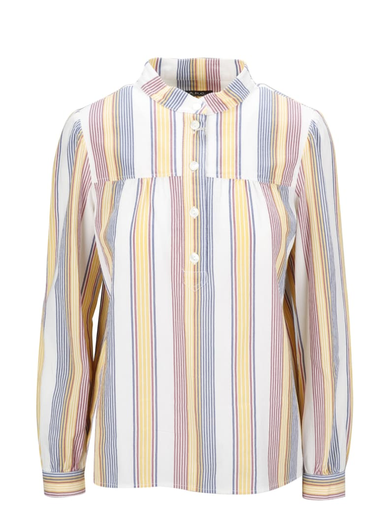 A.P.C. Shirt - Multicolour