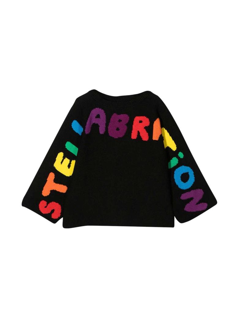 Stella McCartney Kids Black Sweater - Nero
