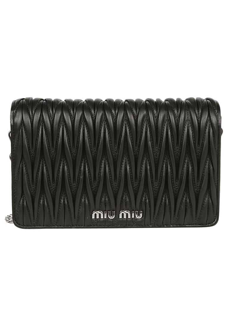 Miu Miu Shoulder Bag - Nero