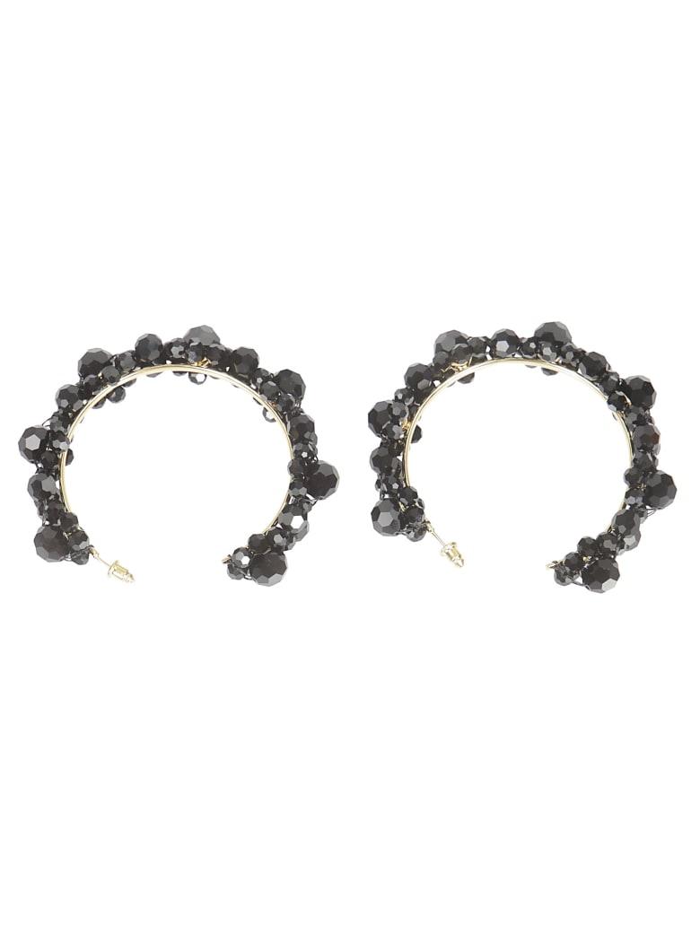 Simone Rocha Crystal Earrings - Oro