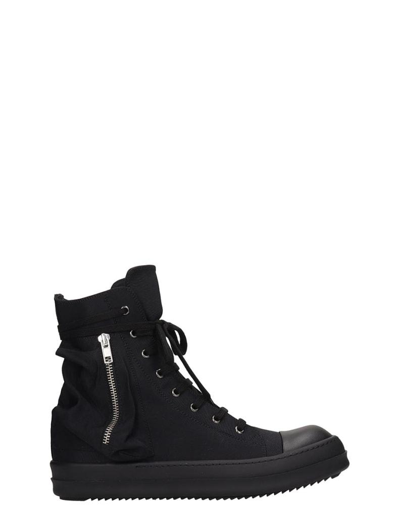 DRKSHDW Bauhaus Sneaks Sneakers In Black Tech/synthetic - black