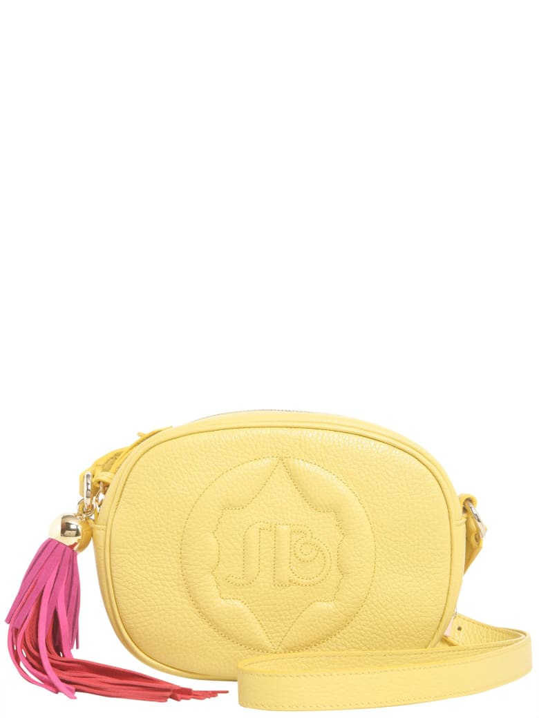 Sara Battaglia Sandy Crossbody Bag - GIALLO