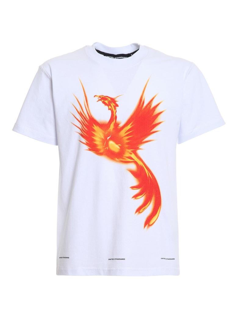 United Standard Phoenix T-shirt - Wht White