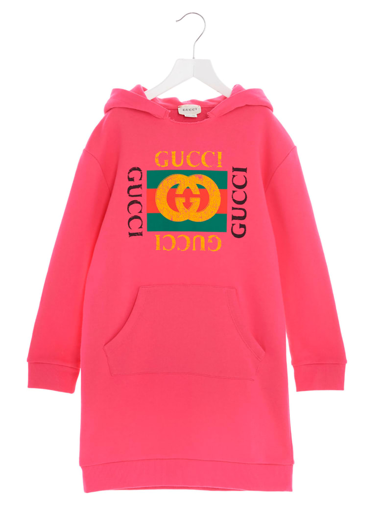 Gucci Dress - Fuchsia