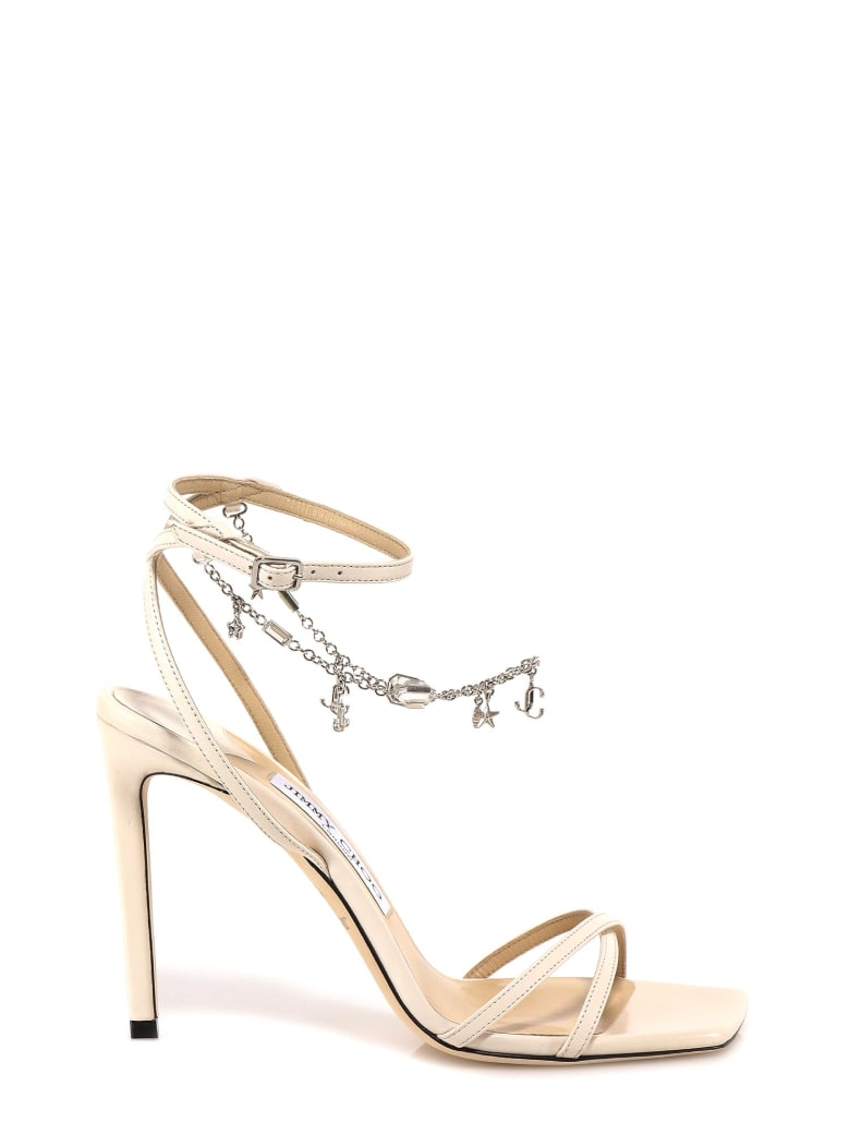 Jimmy Choo Sandals - White