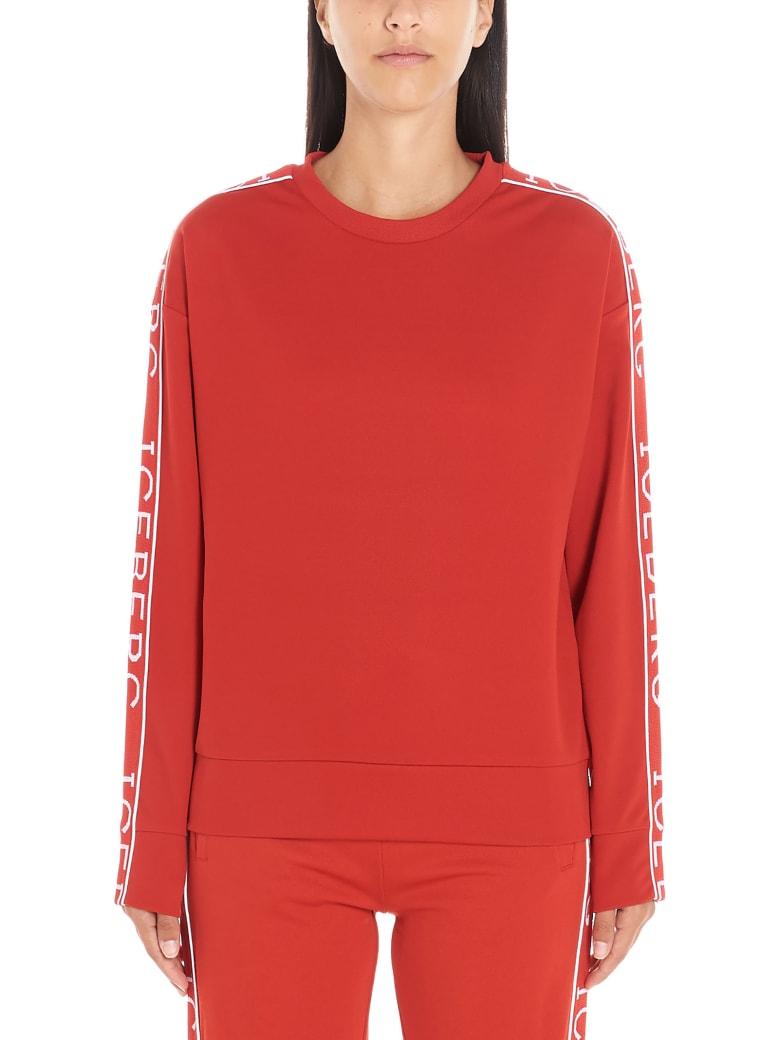 Iceberg Sweatshirt - Red