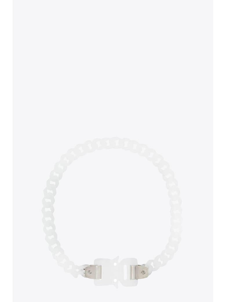 1017 ALYX 9SM Transparent Chain Necklace - Trasparente