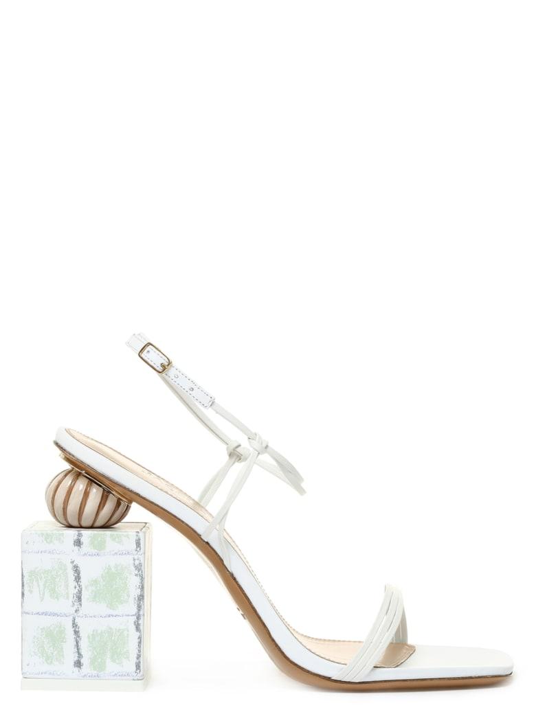 Jacquemus 'elme' Shoes - White