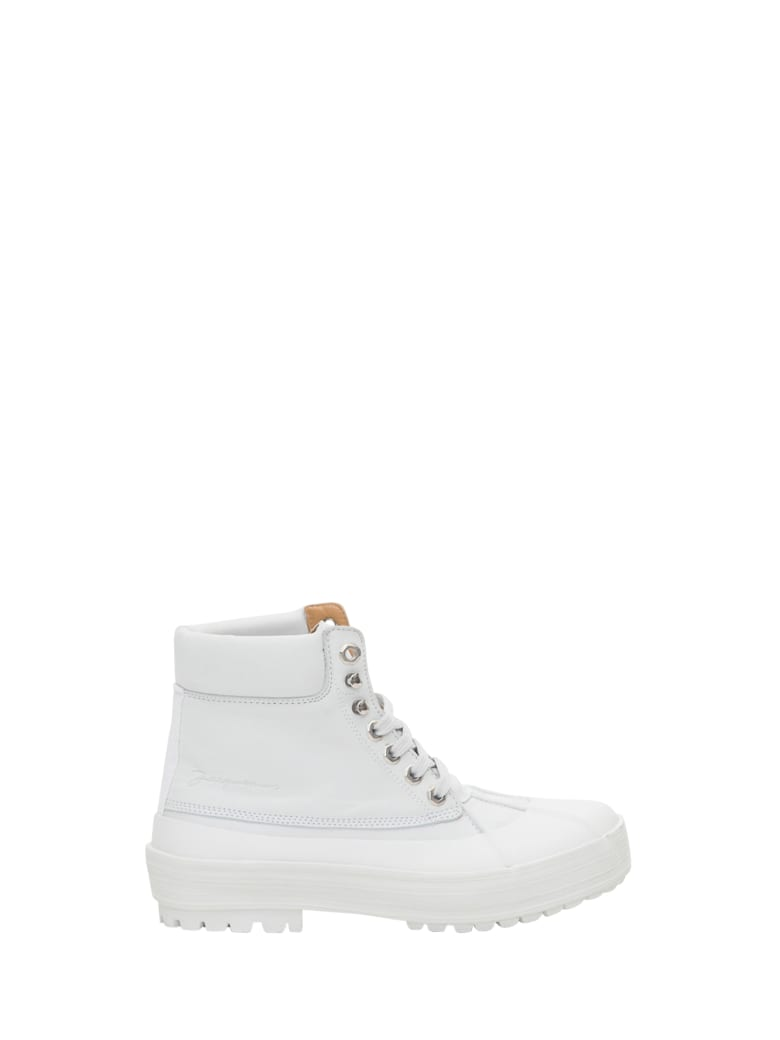 Jacquemus Les Meuniers Sneakers - Bianco