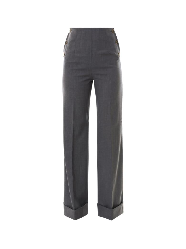 L'Autre Chose Trouser - Grey