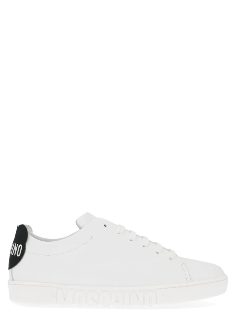 Moschino 'micky Mouse' Shoes - White