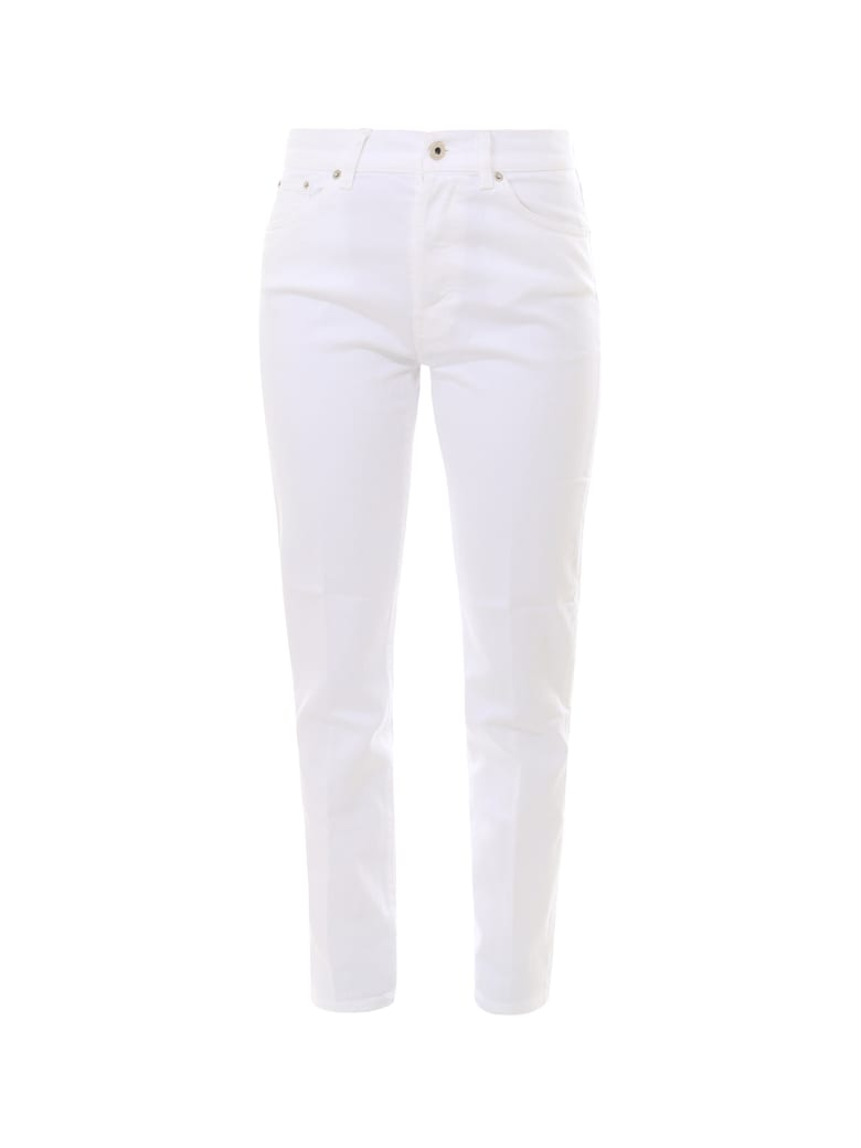 Dondup Jeans - White