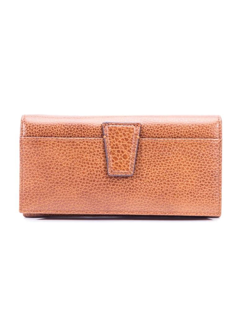 Gianni Chiarini Leather Wallet - HONEY